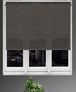 Mink Light Filtering Roller Blind
