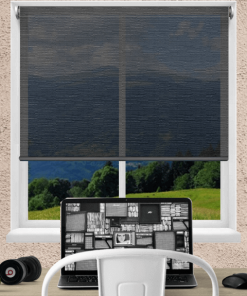 Onyx Light Filtering Roller Blind