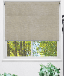 Sand Light Filtering Roller Blind