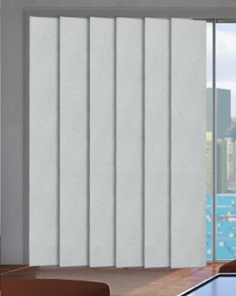 Alloy Blockout Panel Glide
