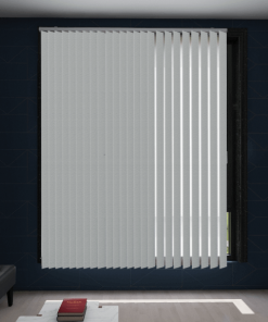 Alloy Blockout Vertical Blind
