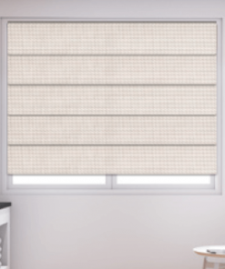 Desert Sunscreen Roman Blind
