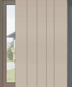 Linen Blockout Panel Glide