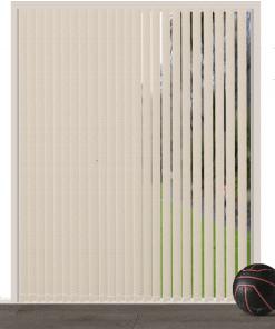 Linen Blockout Vertical Blind