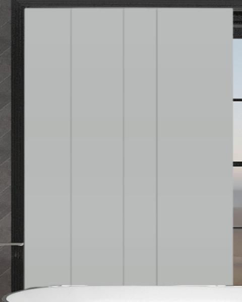 Mist Blockout Panel Glide