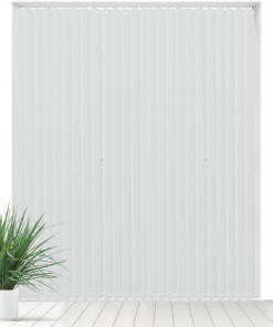 Mist Blockout Vertical Blind