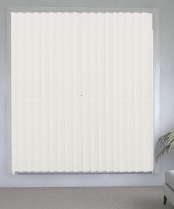 Porcelain Blockout Vertical Blind