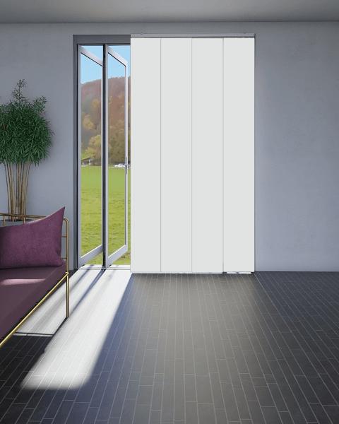 Terrace Blockout Panel Glide