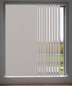 Bistro Blockout Vertical Blind