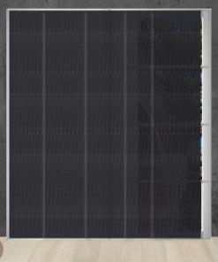 Black Sunscreen Panel Glide