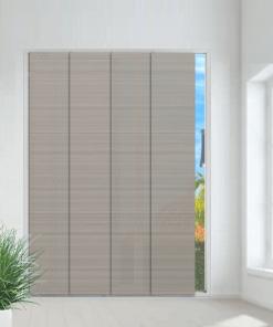 Marble Light Filtering Panel Glide