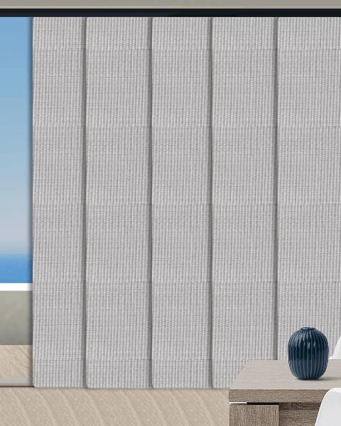 Silver Sunscreen Panel Glide